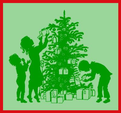 Weihnachtskarten & Adventszeit