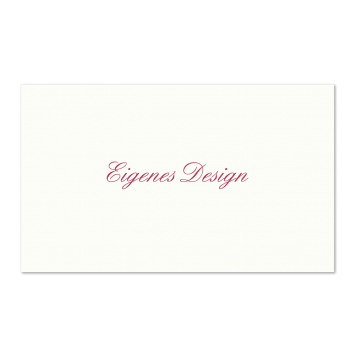 Eigenes Design - B6 Karten Zweiseitig