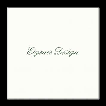 Eigenes Design - Quadratische Karten Einseitig