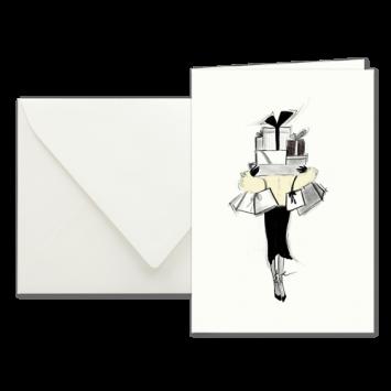 Wunschliste, illustrierte Karten von Kera Till