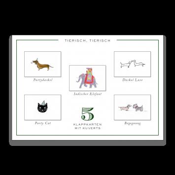 Mischbox - Tierisch Tierisch