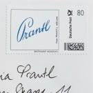 """Briefmarken """"Heritage"""", entworfen für Prantl"""