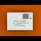 """Briefmarken """"Wings"""", entworfen für Prantl"""