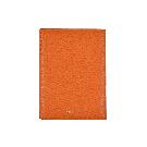 Leder Fotorahmen in orange