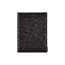 Leder Fotorahmen in schwarz