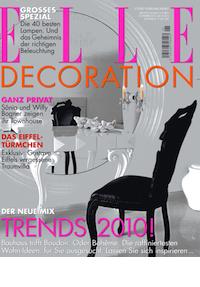 Elle Deco März 2010