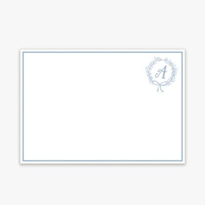 Monogramm Karten